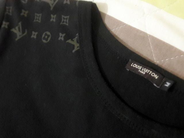 592a0d8742 Camiseta LV M Super Slim Masculina Feminina Nova Sem Uso - Roupas e ...