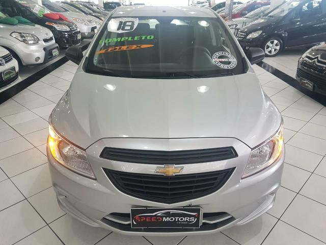 Chevrolet Onix 2018 Joy 1.0 Completo Flex - Foto 5