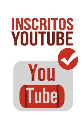 10 inscritos no YouTube
