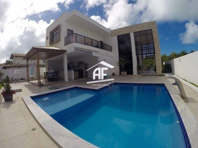 Casa de luxo com 5 quartos suítes em Garça Torta - Condomínio Morada da Garça - Foto 8