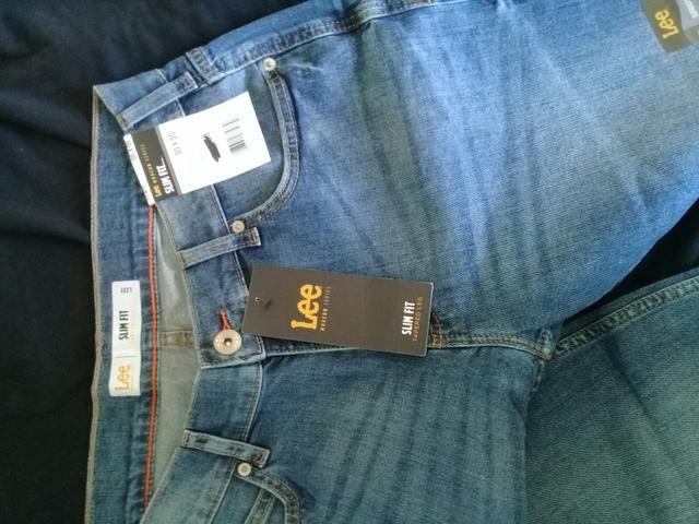 Calça jeans Lee original