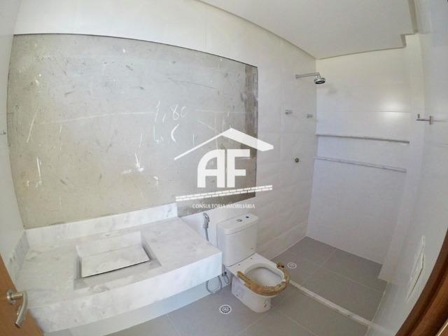 Casa nova no condomínio San Nicolas - 4 suítes sendo 1 máster com closet - Foto 18