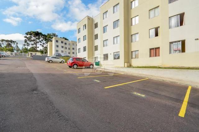 Apartamento à venda com 2 dormitórios em Barreirinha, Curitiba cod:142139 - Foto 20