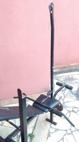 Estação de Musculação Residencial TCB16 - Polimet - Foto 6