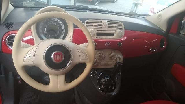 Fiat 500 automático - Foto 4
