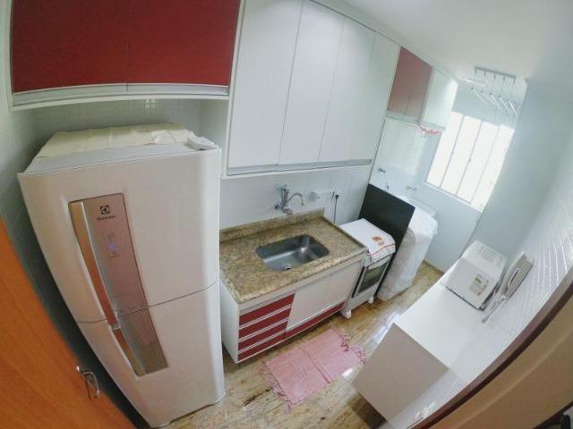 Apartamento de 2 quartos no condomínio carapina B1 - Foto 4