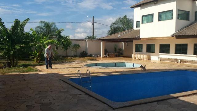 Terreno de 1.017 m2 com Benfeitorias e Edificações, Plano no Terra Verde em Fernandópolis - Foto 10