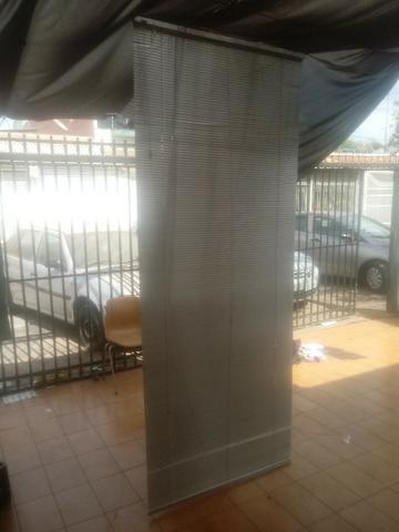Persiana Escritório zerada cinza 95cm x 2,72cm Louressol - Foto 2