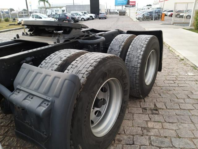 Scania Higlaine R420 6x4 S/reduçao - Selectrucks - Foto 10
