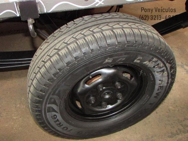 TRANSIT Chassi 2.4 TDCI Diesel - Foto 11