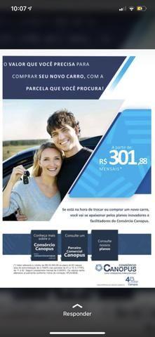 Carta de crédito Consórcio CANOPUS - Foto 6