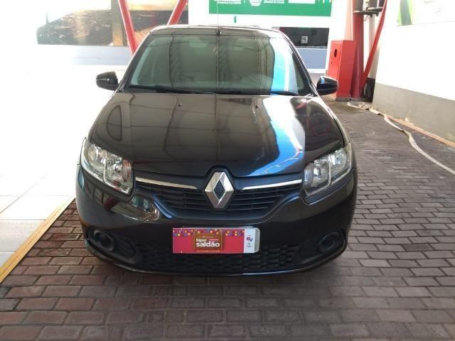 Renault Sandero Expression 1.0 2014/2015 - Só Veículos - 86-3305-8646/86- *