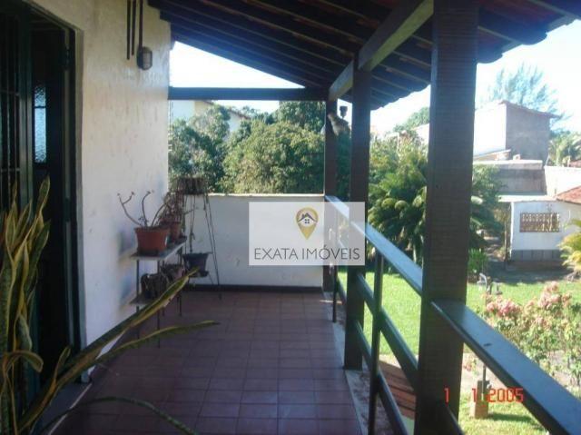Casa terreno inteiro, linear 3 quartos, Extensão do Bosque/ Rio das Ostras! - Foto 9