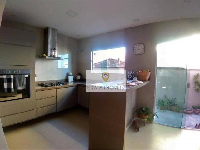 Linda casa linear em condomínio fechado, Residencial Villa Contorno! - Foto 10