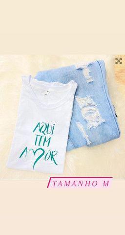 Combo de T-shirt Femininas  - Foto 2