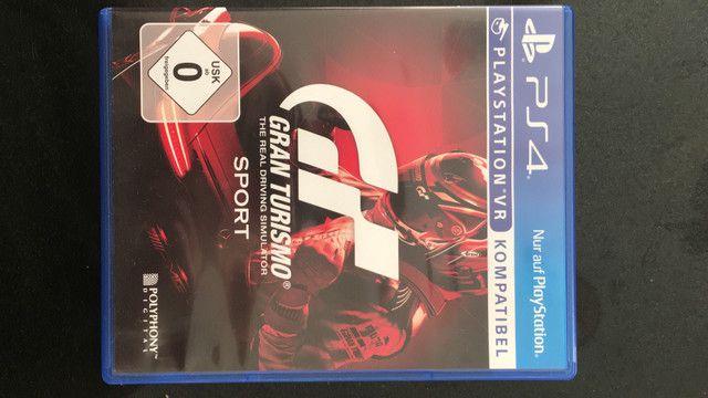 Playstation 4 + 2 CONTROLES + 7 JOGOS - Foto 3