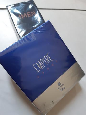 Perfume masculino Empire sport 100ml , perfumaria nlhomens e mulheres - Foto 2