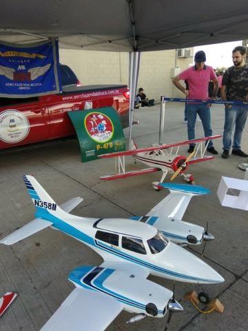 Cessna 310 Top Flite - Foto 6