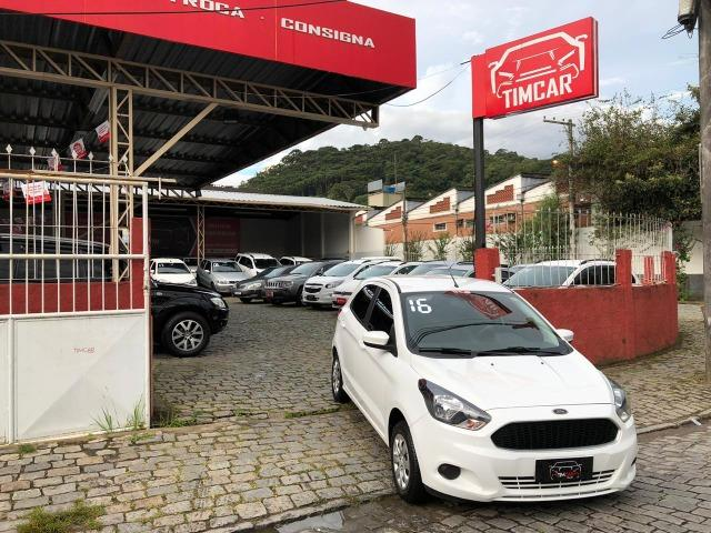 Ford- Ka Se 3 cilindros 2016 Completo