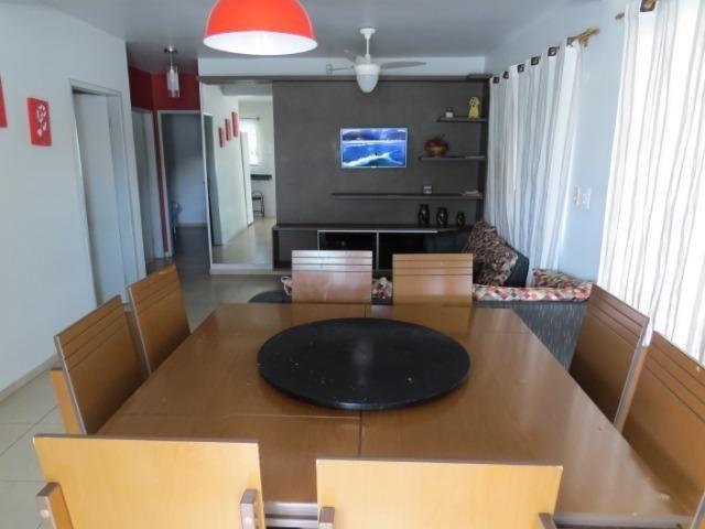 Excelente casa no Balneário Enseada com 3 quartos com ar condicionado - Foto 8