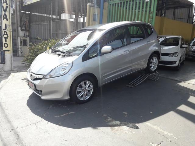 Fit 1.4 aut ipva 2020 pago novinho !!6mil!! - Foto 5