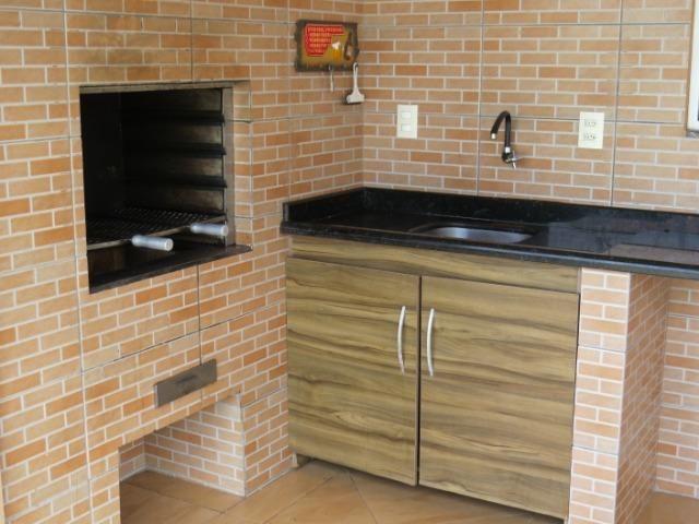 Excelente casa no Balneário Enseada com 3 quartos com ar condicionado - Foto 5