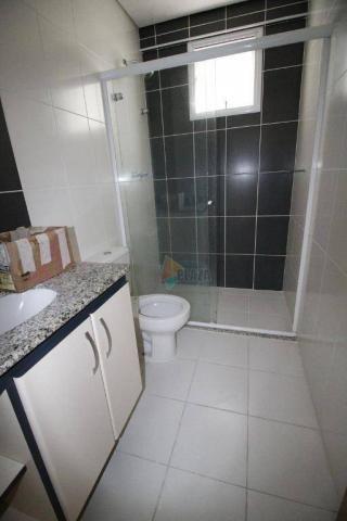 Apartamento para alugar, 100 m² por R$ 3.000,00/mês - Canto do Forte - Praia Grande/SP - Foto 10