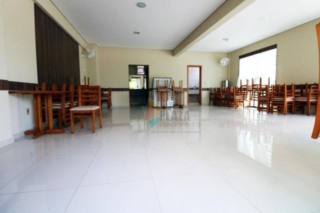 Apartamento para alugar, 100 m² por R$ 3.000,00/mês - Canto do Forte - Praia Grande/SP - Foto 19