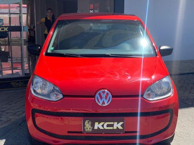 VW UP! 1.0 MOVE; Financio; Aceito troca - Foto 2