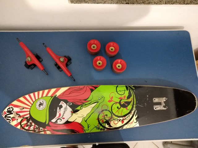Skate (Longboard) Perfect Line - Foto 3