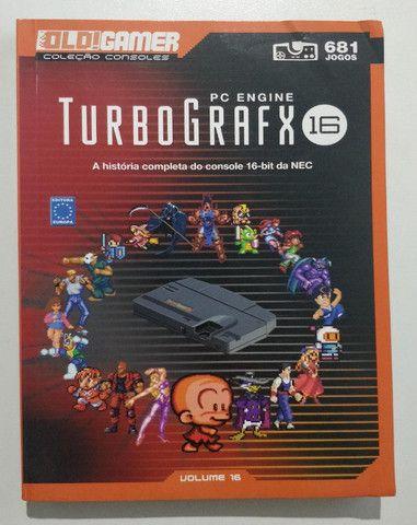 Livro Dossiê Old!gamer Volume 16: Turbografx 16 Pc Engine - Foto 4