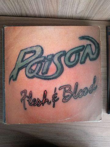 Disco de vinil - Poison