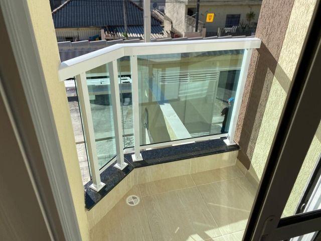 Lindo Sobrado Frontal na Penha a 2.000 metros Metrô V. Matilde 03 dormitorios - Foto 18