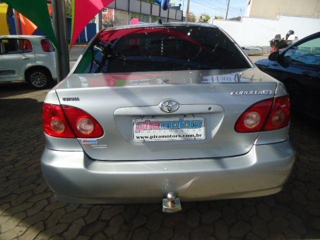 Toyota corolla 1.8 4p xei flex 2008 - Foto 3
