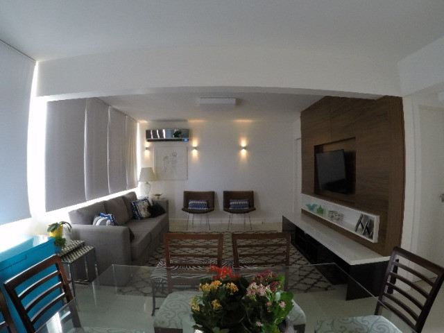 Vendo! - Apartamento no centro de Paranavaí. 1 suíte + 2 quartos, andar alto, 1 vaga - Foto 4