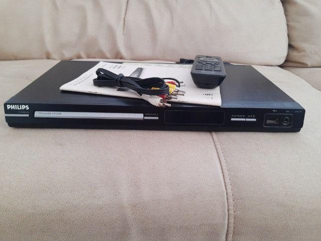 Dvd Player Philips 3254KX/78 (Sem defeito)