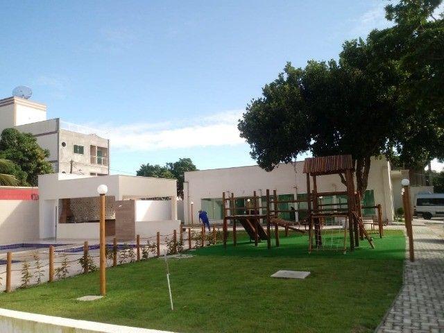 Alugo casa em Condomínio na Fraga Maia - Foto 18