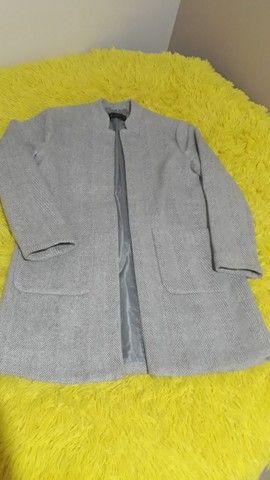 Casaco lã batida  - Foto 3