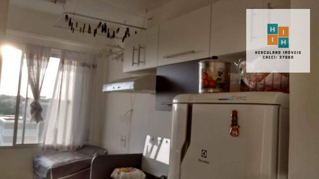 Apartamento com 2 dormitórios à venda, 43 m² por R$ 140.000,00 - São Francisco de Assis -  - Foto 6