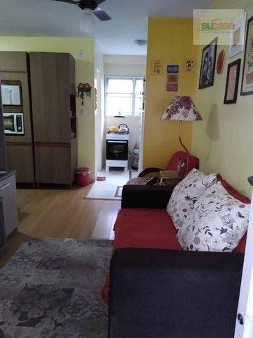 Apartamento com 3 dormitórios à venda, 45 m² por R$ 195.000 - Areal - Pelotas/RS - Foto 3