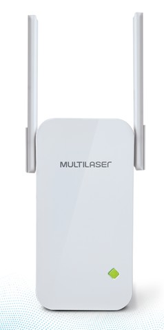 Repetidor Wi-Fi Multilaser re056 300mbps