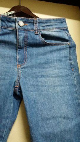 Calça jeans Folic, skinny