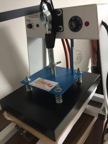 Máquina de estampa e impressora  - Foto 2