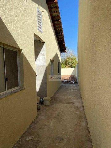 Casa com 2 dormitórios à venda, 70 m² por R$ 165.000,00 - Jardim Ouro Verde - Várzea Grand - Foto 3