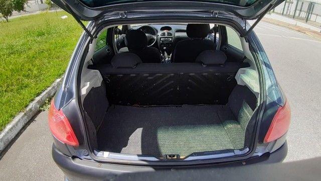 Direto Sem Consulta na Global-Peugeot 206 Pres 1.4 -2005 Completo r$7.790 Leia o Anúncio - Foto 9