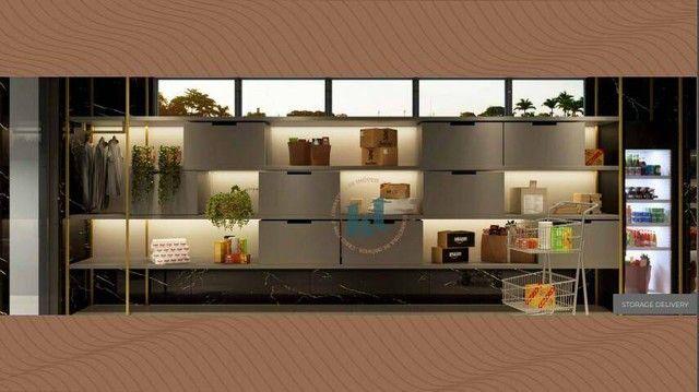 Apartamento com 1 dormitório à venda, 36 m² por R$ 331.094 - Jardim Oceania - João Pessoa/ - Foto 10