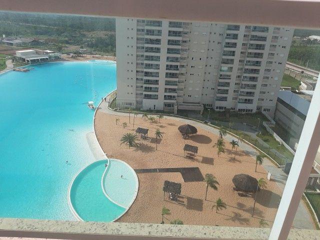 Venda- Brasil Beach, 88m², andar alto sol da manhã, com planejados -Cuiabá-MT