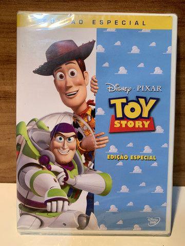 Toy story edição especial para DVD lacrado