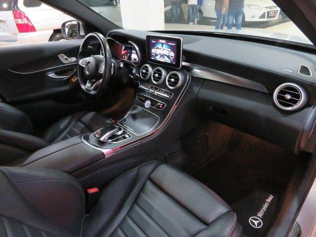 Mercedes-Benz C 250 2.0 CGI Sport Turbo Aut Top de Linha C/ Teto Solar 73.600 Km - Foto 13