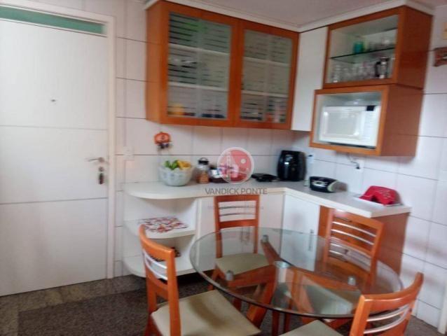 Apartamento com 3 dormitórios à venda, 150 m² por R$ 750.000,00 - Guararapes - Fortaleza/C - Foto 8